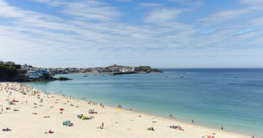 Porthminster Beach St Ives, Matt Jessop Visit Cornwall