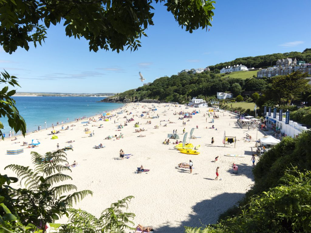 Porthminster Beach, St Ives, Matt Jessop
