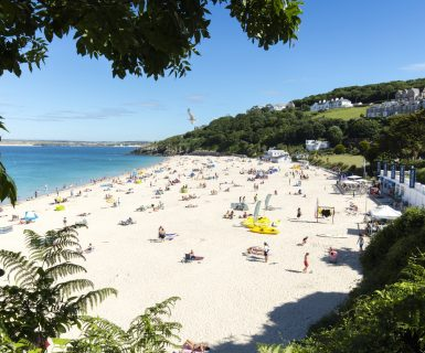 Porthminster Beach Matt Jessop