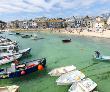 St Ives Harbour Matt Jessop