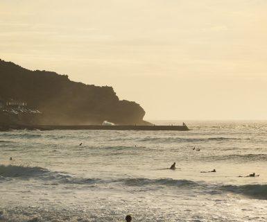 Surfing Adam Gibbard 2