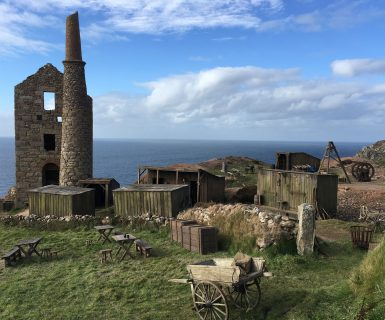 Poldark set (Oct 18), West Cornwall, BotallackPoldark set (Oct 18), West Cornwall, Botallack