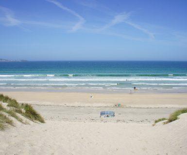 Godrevy Beach, Hayle (Monika Kludcka)