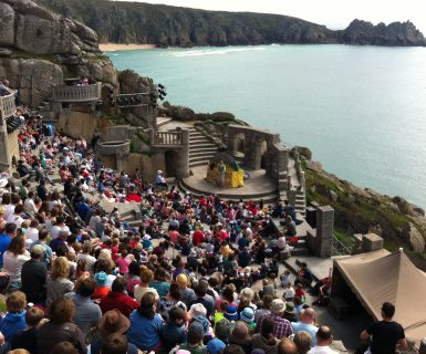 Minack Theatre, West Cornwall, Visit Cornwall
