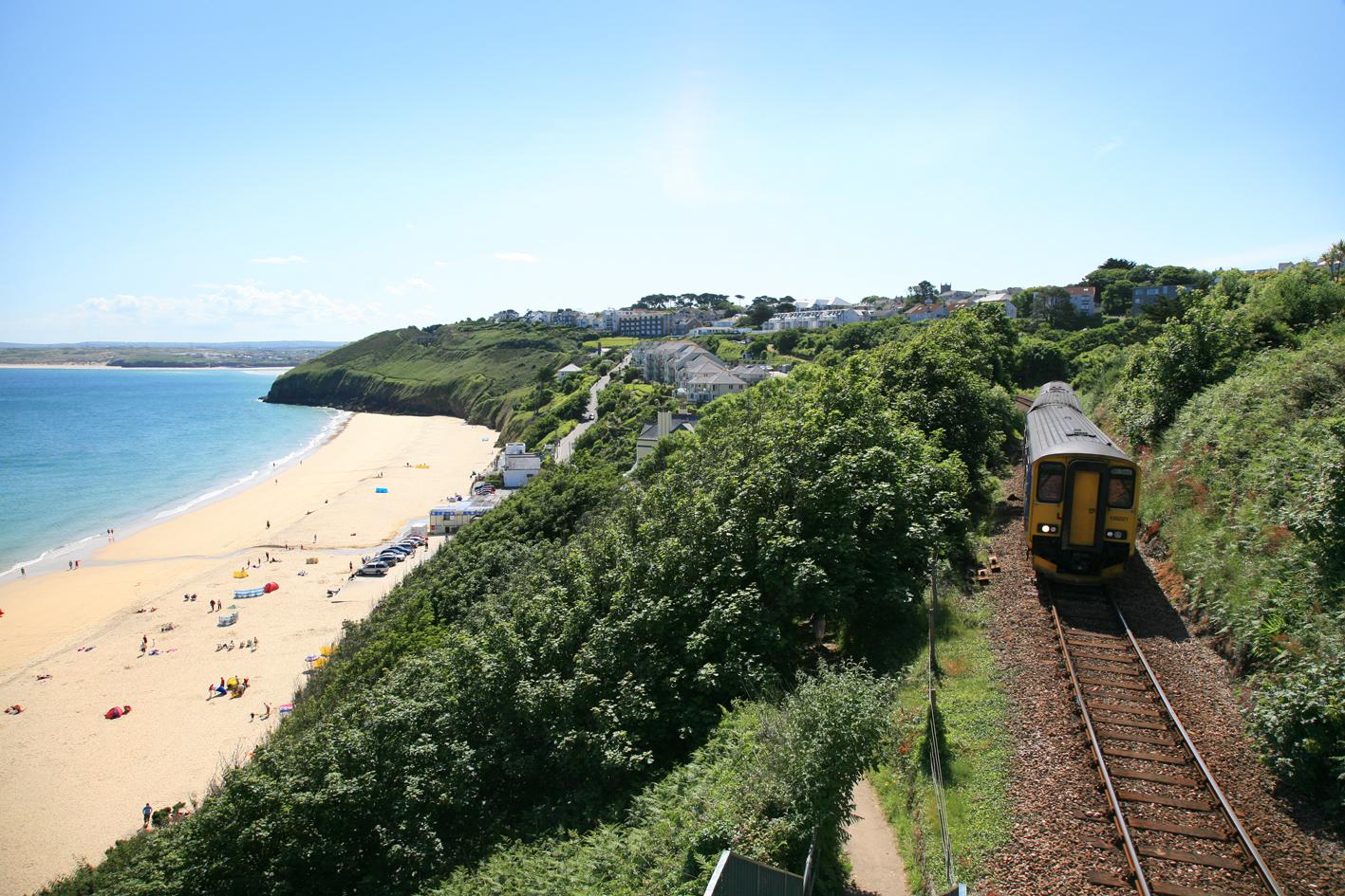 St Ives Rail Line