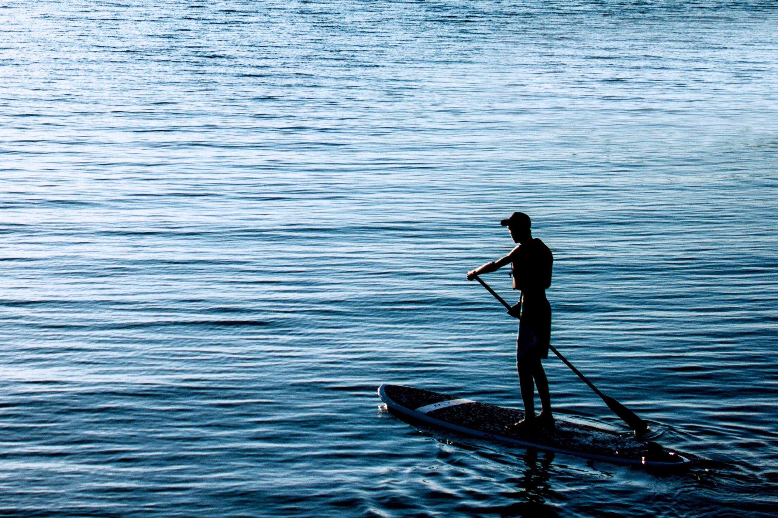 SUP Image by Brian Tucker from Pixabay