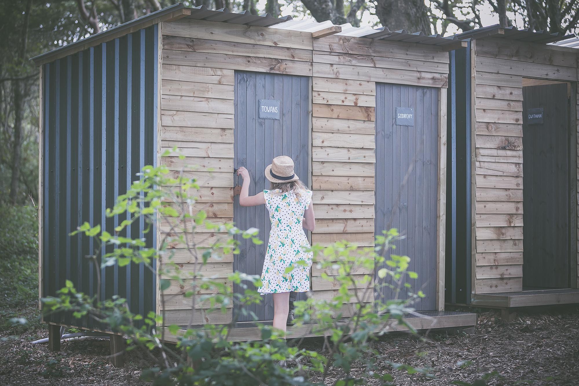 Bathrooms at Wildflower Wood